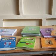 Empfohlene Literatur, um das Thema in Eigenregie zu vertiefen.